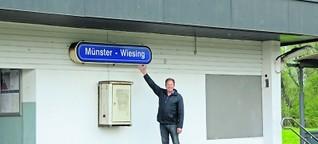Bahnhof Münster/Wiesing: Land erstellt Gutachten