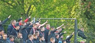 Drohungen und Prügel gegen FCE-Fans