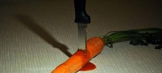 Aber Zucchini, die gehen. Oder?