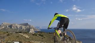 Wege zum Biker-Glück in der Ägäis