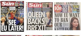 Brexit als Lebenselixier des britischen Boulevards