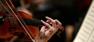 Moderne Geigen schlagen Stradivari | MDR.DE