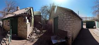 360°-Video: Der vergessene Krieg