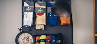 Start-Up Story: Von Jungfeld - Socken machen Leute