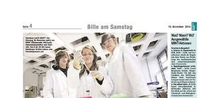 Wenn Schulflure zu Laboren werden