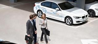 Carsharing in Unternehmen: Teilen leicht gemacht - auch beim Auto