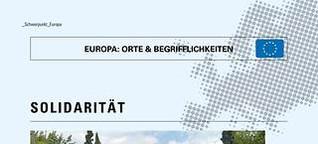 Kulturelles Erbe: Europas Chance?