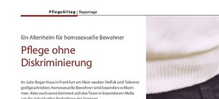 Regenbogenpflege in Frankfurt am Main