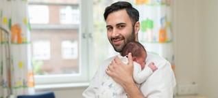 """Ein Entbindungshelfer erzählt: """"Die erste Geburt war ein Schock"""""""