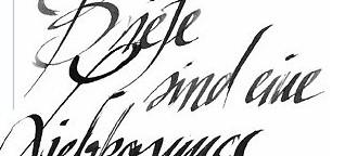 FRANZISKUSBOTE | Die Kunst des Briefeschreibens
