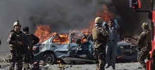 90 reportedly killed and 400 wounded after car bomb goes off in Kabul