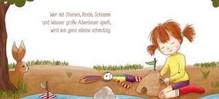 """""""Kleiner Dreckspatz Aurelia - Wasch dich doch mal!"""" - Kindergartengeprüft"""
