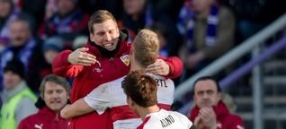 Die verrückte Geschichte von Ex-BVB-Jugendtrainer Hannes Wolf