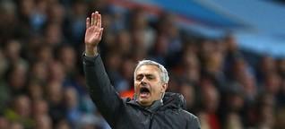 """United-Trainer Mourinho: """"Bin immer noch die Nummer eins"""""""