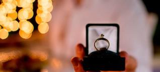 Orte für den perfekten Heiratsantrag * Airbnb für NEWS.AT