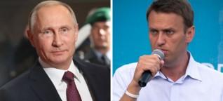 Putins Herausforderer: Wie Kreml-Kritiker Nawalny junge Russen mobilisiert