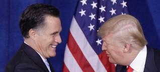 Kehrt Mitt Romney zurück?: Ziemlich beste Feinde