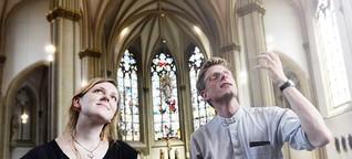 Valerie et le prêtre : le choc de deux mondes