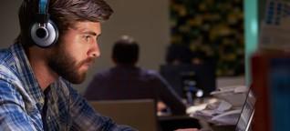 Neue Arbeitswelt: Traumjob und Albtraum liegen nahe beieinander