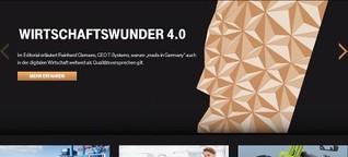 """Coffee-Table-Buch über """"Wirtschaftswunder 4.0"""" und digitale Transformation"""