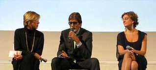 "Amitabh Bachchan talks about his cameo in Baz Luhrmann's ""The Great Gatsby"""