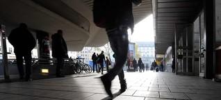 Drogenszene am Hauptbahnhof: Ein Augenzeugenbericht