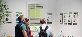 In Wohnung oder Werkstatt: Bioökonomie sorgt für Staunen