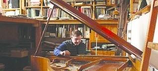 Der blinde Klavierstimmer