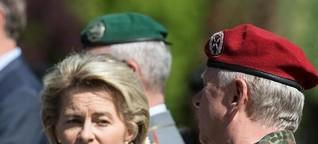 Franco A.: Schon länger rechtsextreme Vorfälle in der Bundeswehr