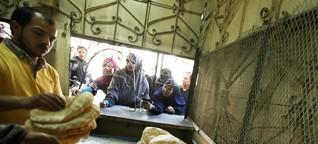 Hilfsorganisation: Cash statt Brot
