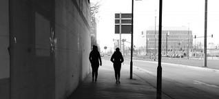 Geplant, nicht gewachsen: Leben in der Betonwüste Frankfurts