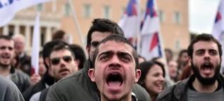 Schuldenstreit mit Griechenland: Die vergessene Krise