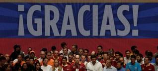 NZZ: Volksabstimmung in Venezuela