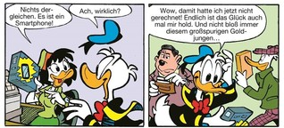 Neues Lustiges Taschenbuch: Donald ist zu verpeilt für Faceduck