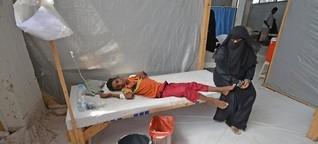 Cholera: Eine Krankheit, die eigentlich gut zu bekämpfen wäre