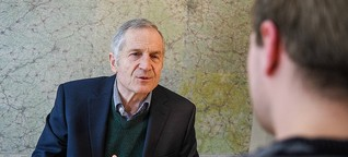 """Interview (1): So denkt AfD-Mann Martin Hohmann über die """"Lügenpresse"""""""