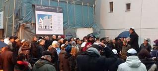 Jüdische Synagoge in Konstanz: Denkwürdiger Neubeginn