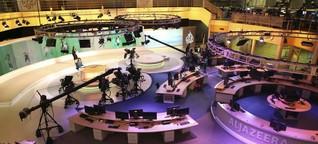 Al Jazeera - gefürchtete Stimme der Massen