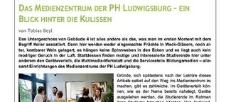 ImPHuLs: Das Medienzentrum der PH Ludwigsburg