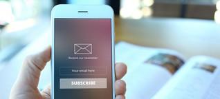 Die wichtigsten Tipps für dein Newsletter-Marketing