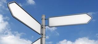 Weiterleitungen einrichten - Redirects zur neuen Webseite