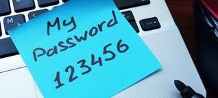 Die wichtigsten Tipps für ein sicheres Passwort - Host Europe Blog