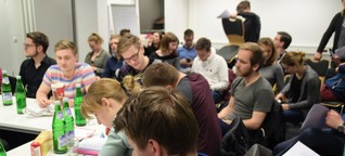 Was die junge Politik in NRW vor den Wahlen bewegt