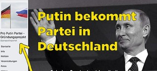 A Bunch Of Germans Want To Start A Pro-Putin Party And Their Goals Are, Well, Ambitious