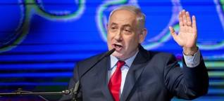 Benjamin Netanjahu: Rücktritt ausgeschlossen