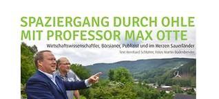 Komplett-Magazin Max Otte