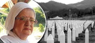 So erlebten wir das Massaker von Srebrenica