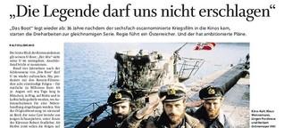 """""""Die Legende darf uns nicht erschlagen"""""""