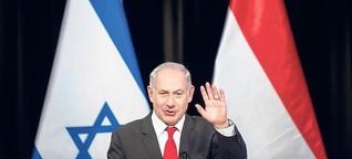 Premier Netanjahu in Bedrängnis