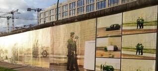 """Ausstellung """"Beyond the Wall"""" - Alltäglichkeit im Todesstreifen"""
